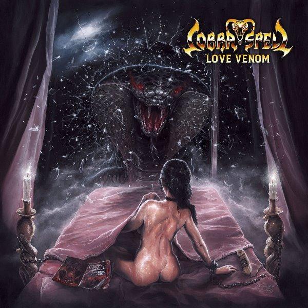 Cobra Spell⛧Love Venom EP | videoreview