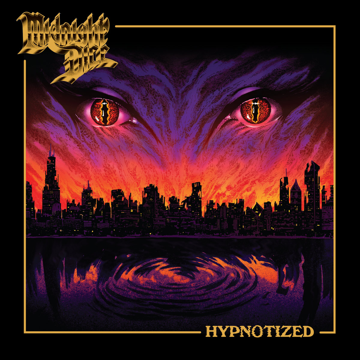 Midnight Dice⛧Hypnotized EP |review