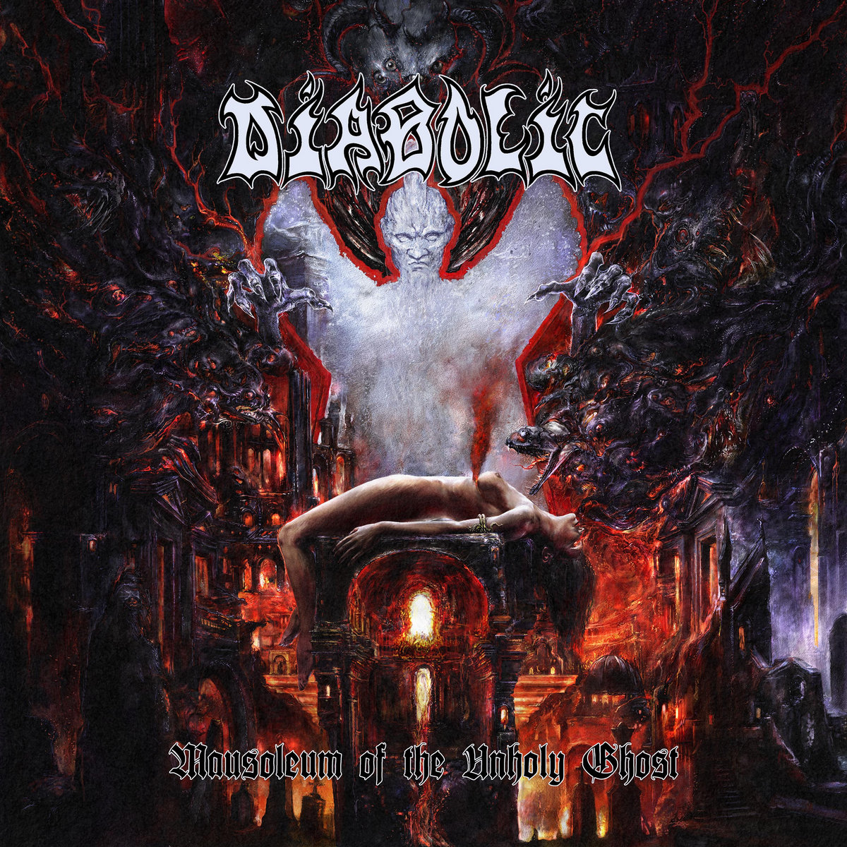 Diabolic⛧Mausoleum Of The Unholy Ghost   videoreview