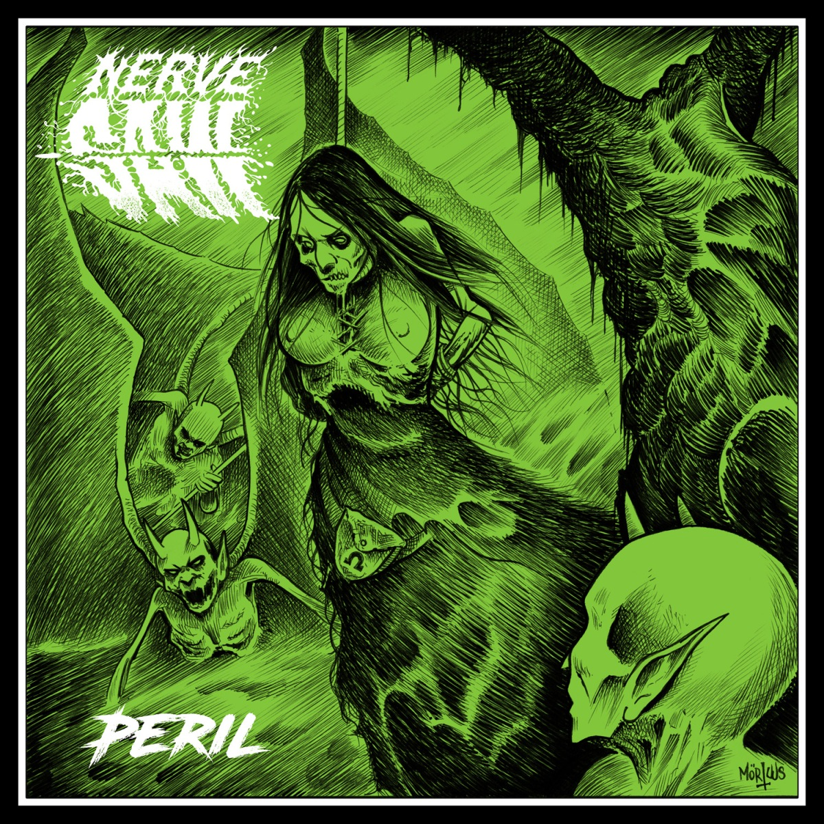 Nerve Saw⛧Peril |review