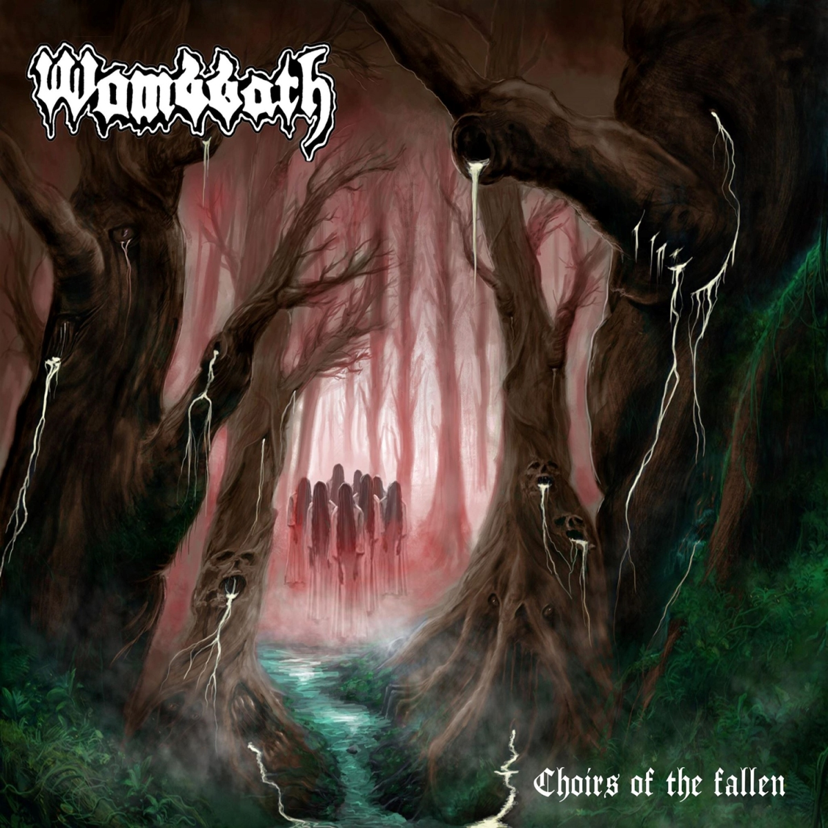 Wombbath⛧Choirs Of The Fallen  review