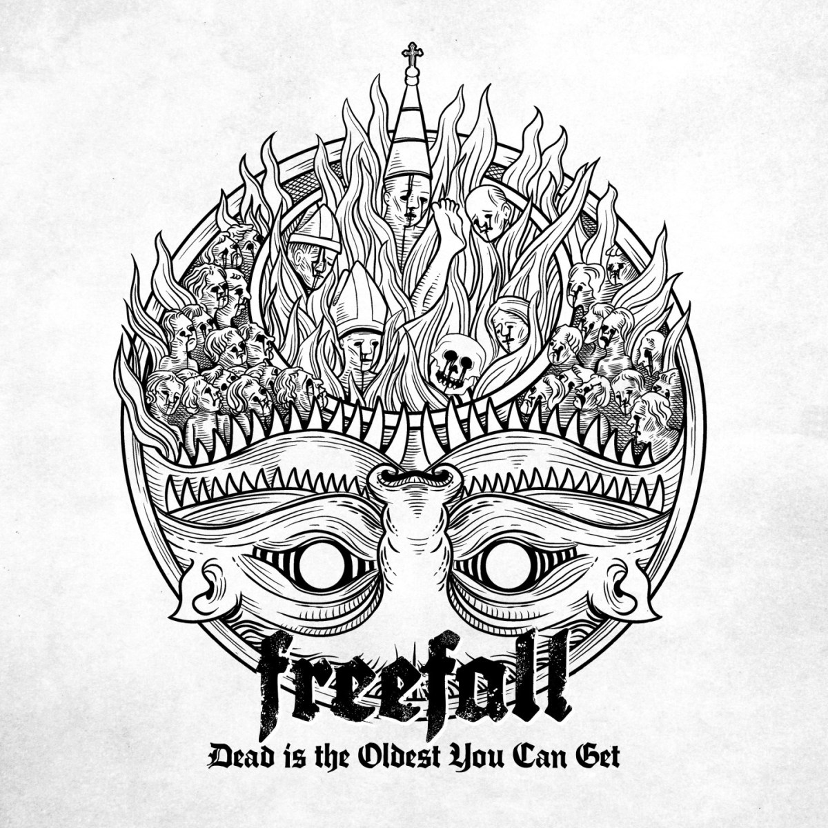 Freefall⛧Dead Is The Oldest You Can Get EP |review
