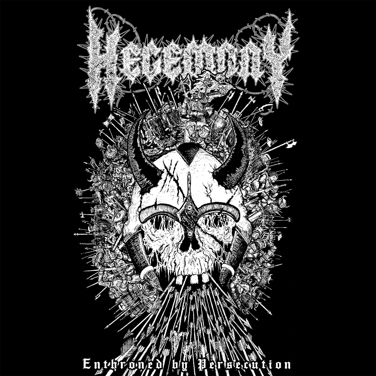 Hegemony⛧Enthroned by Persecution |review