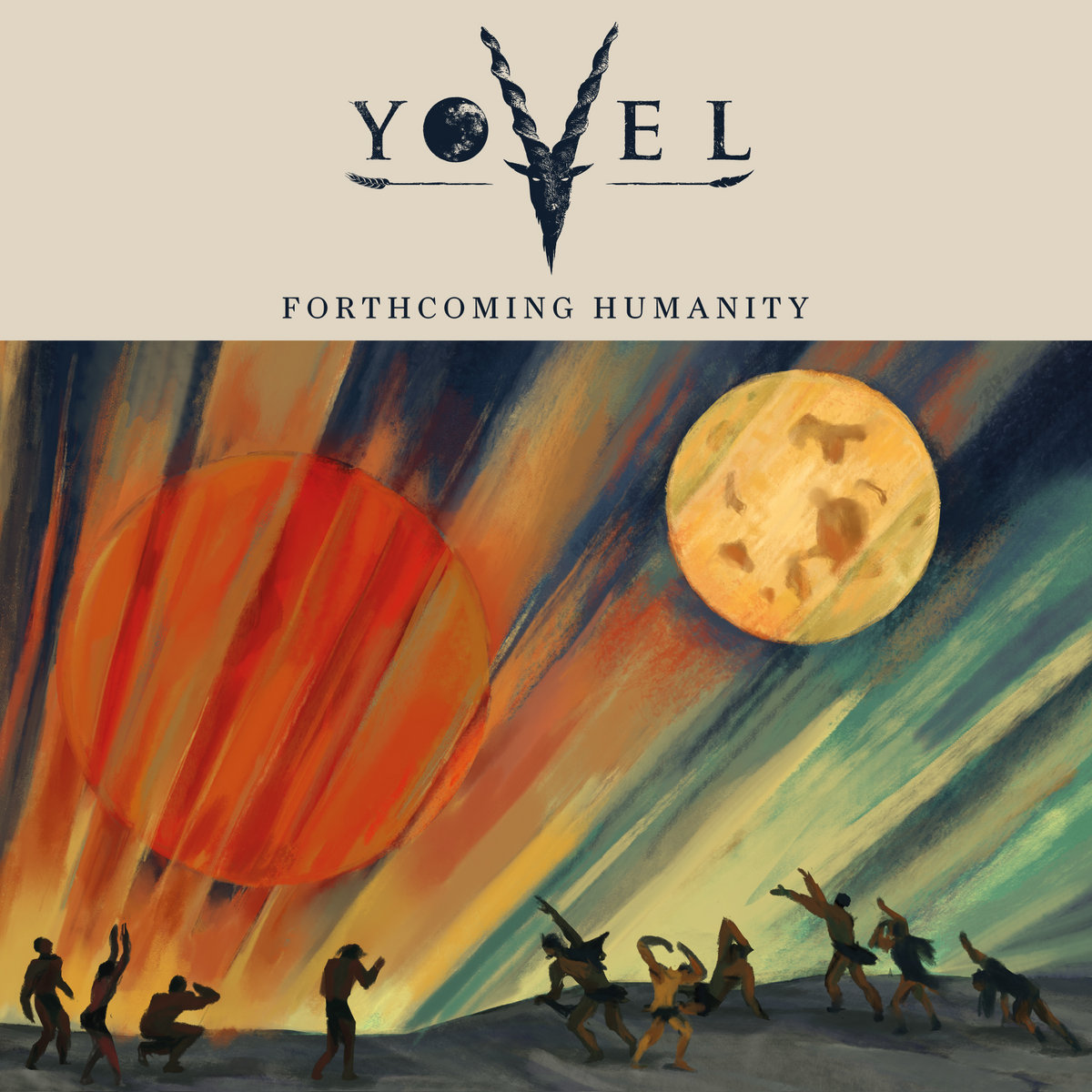 Yovel⛧Forthcoming Humanity | review