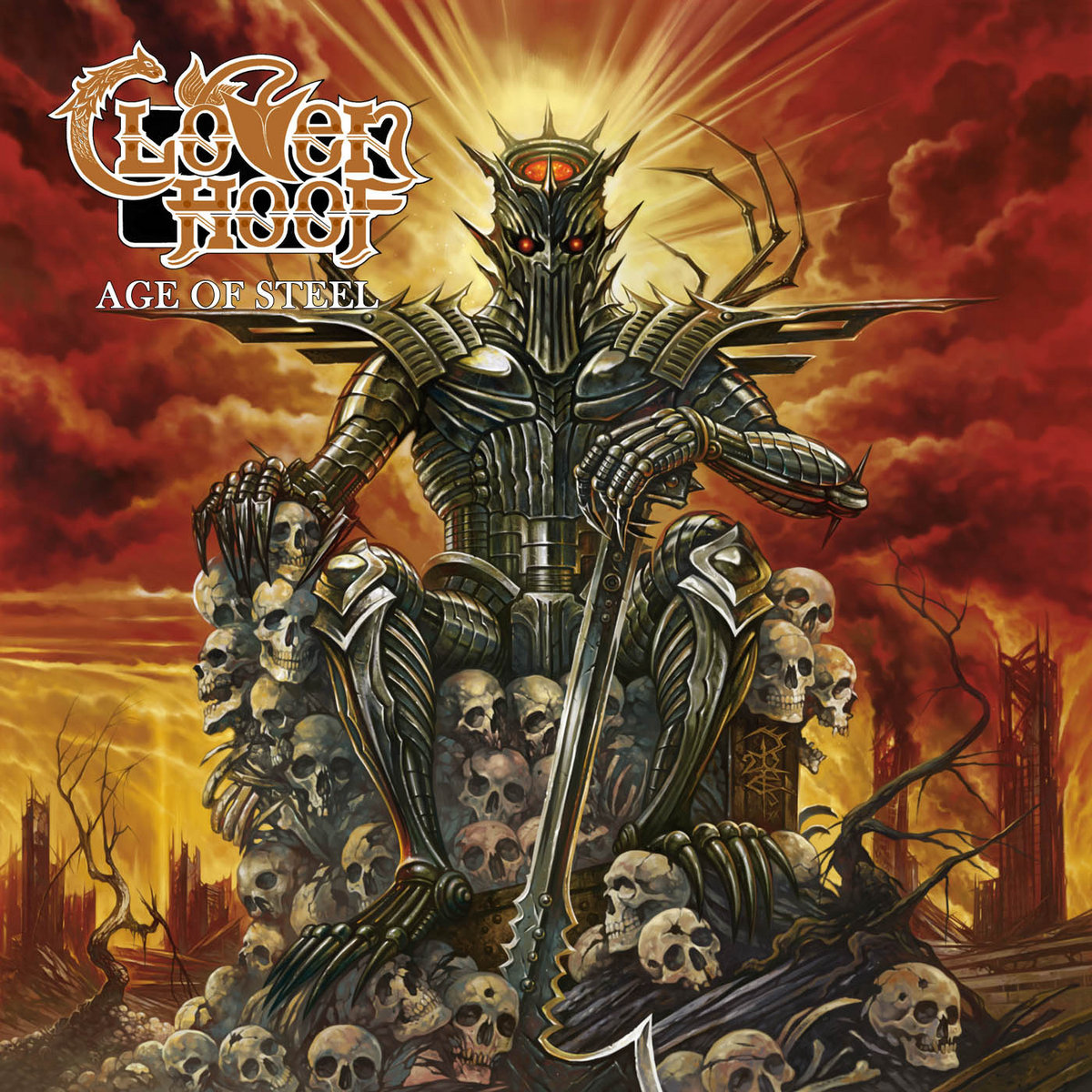 Cloven Hoof⚜️Age Of Steel | review