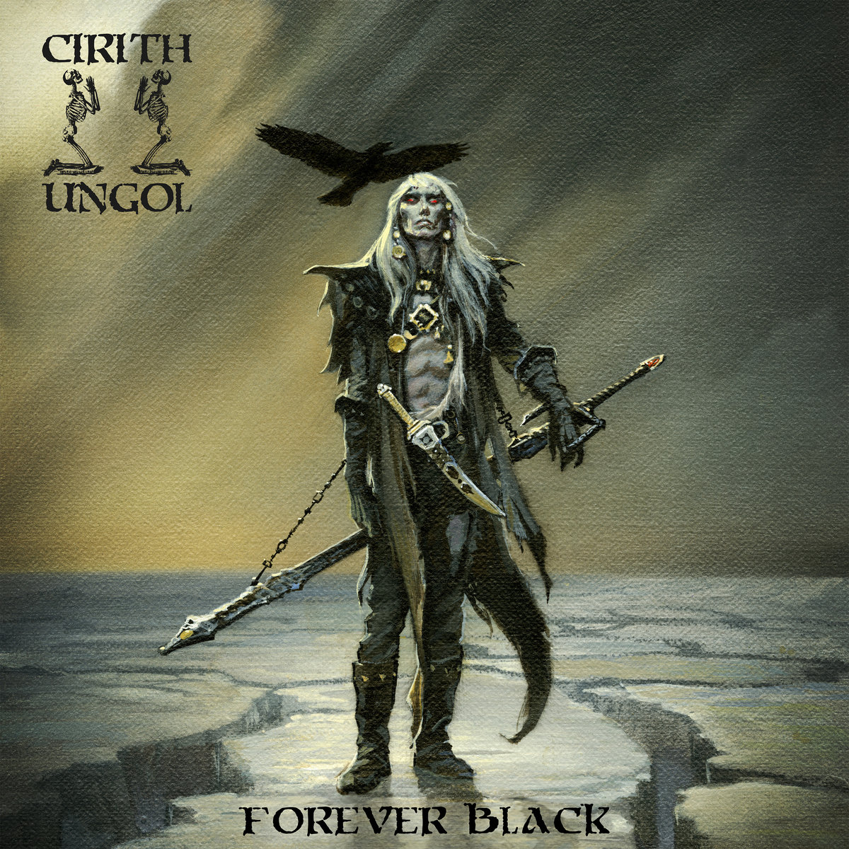 Cirith Ungol🕸Forever Black | videoreview