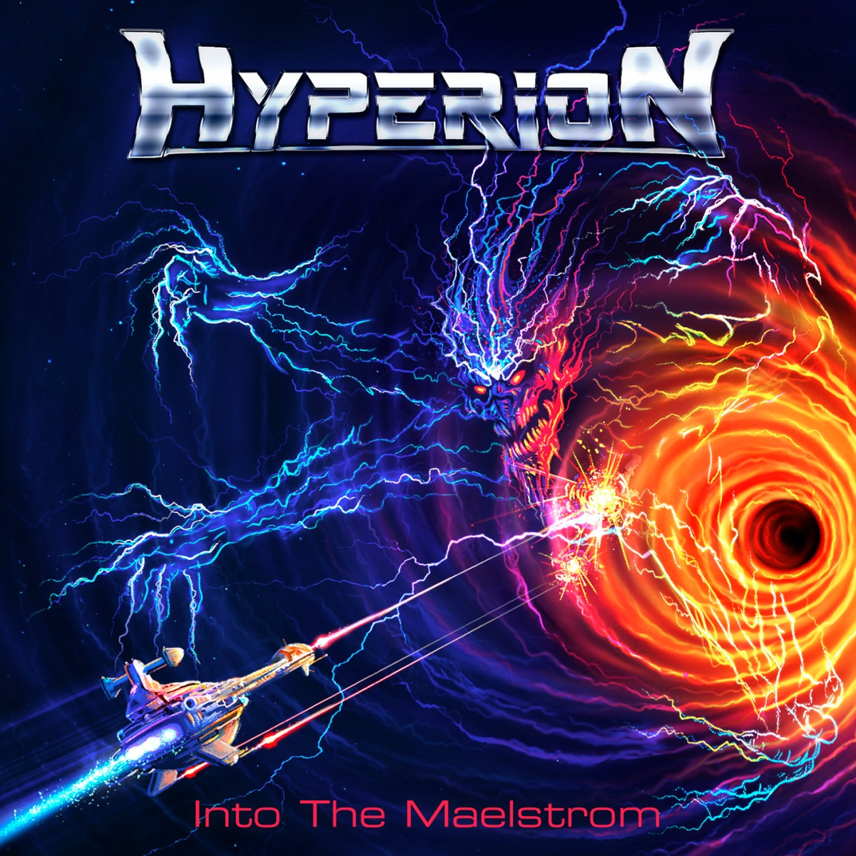 Hyperion⚜️Into The Maelstrom |review