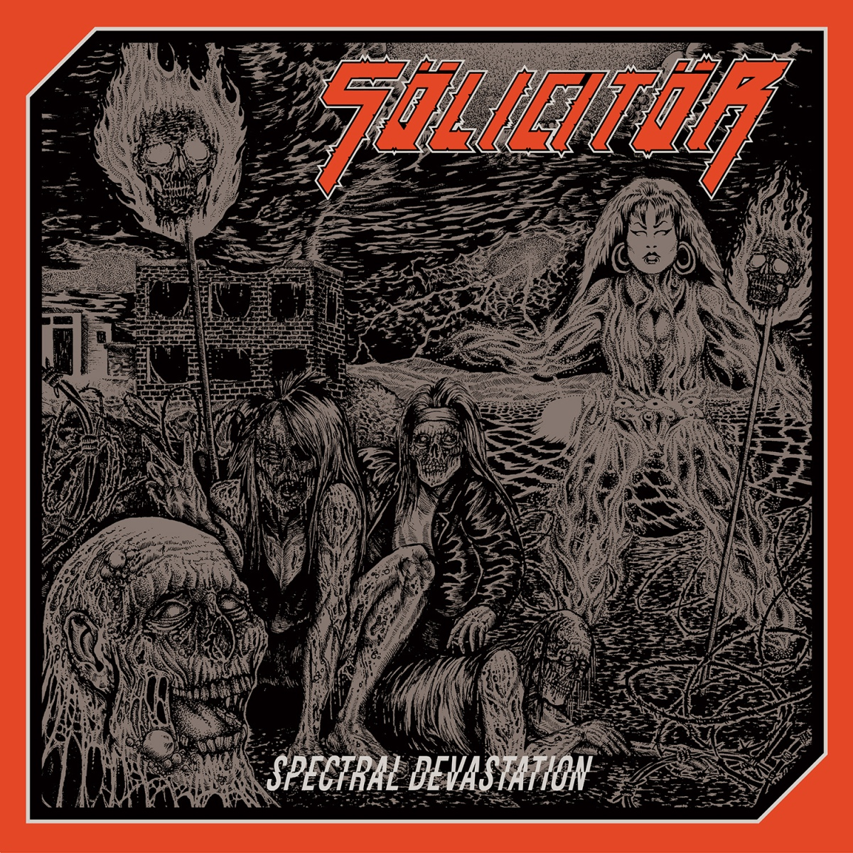 Sölicitör🚀Spectral Devastation | review
