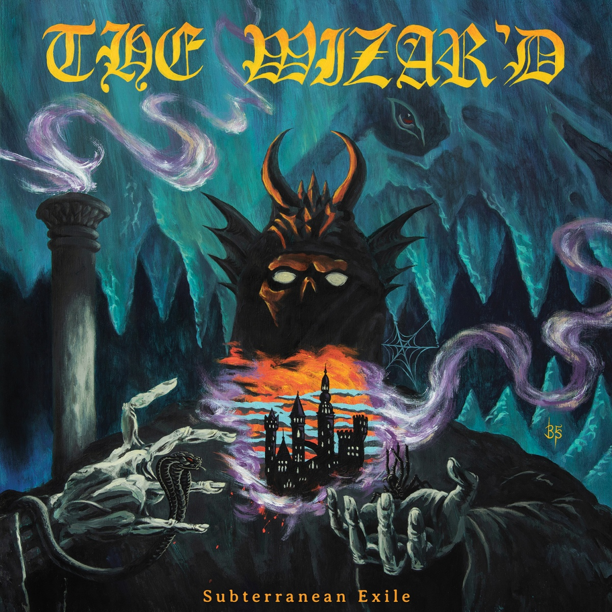 The Wizar'd🔱Subterranean Exile |review