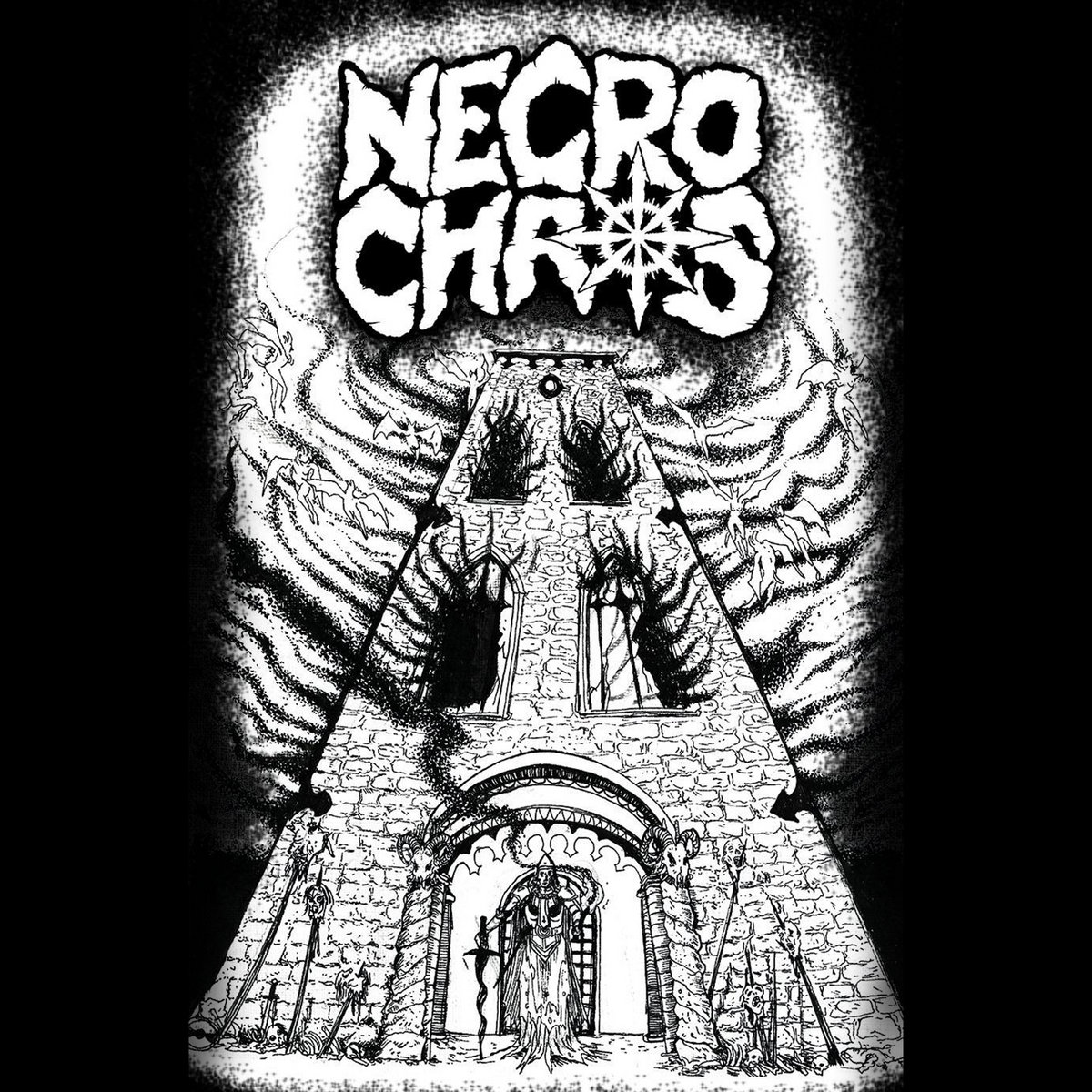 Necro Chaos⛧Spiral Of Obscurity | review
