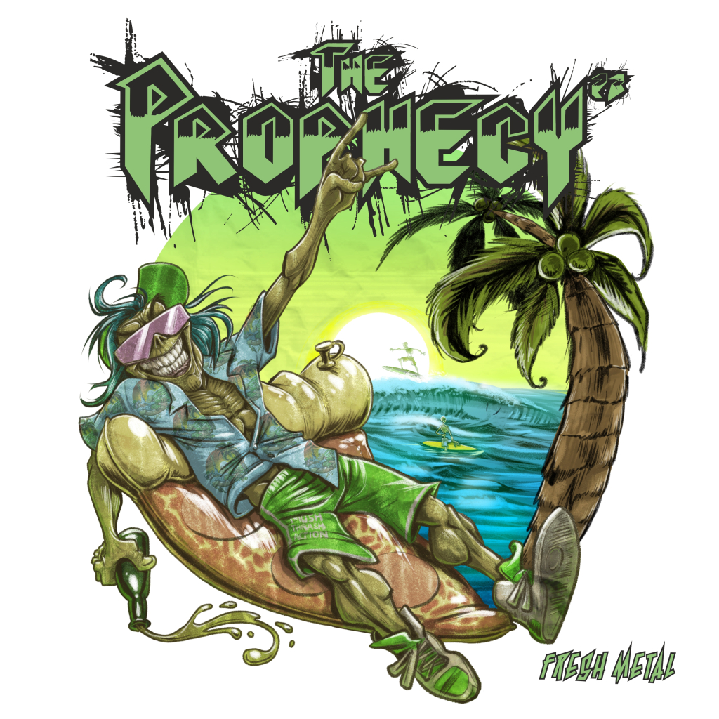 The Prophecy23☢️Fresh Metal |review