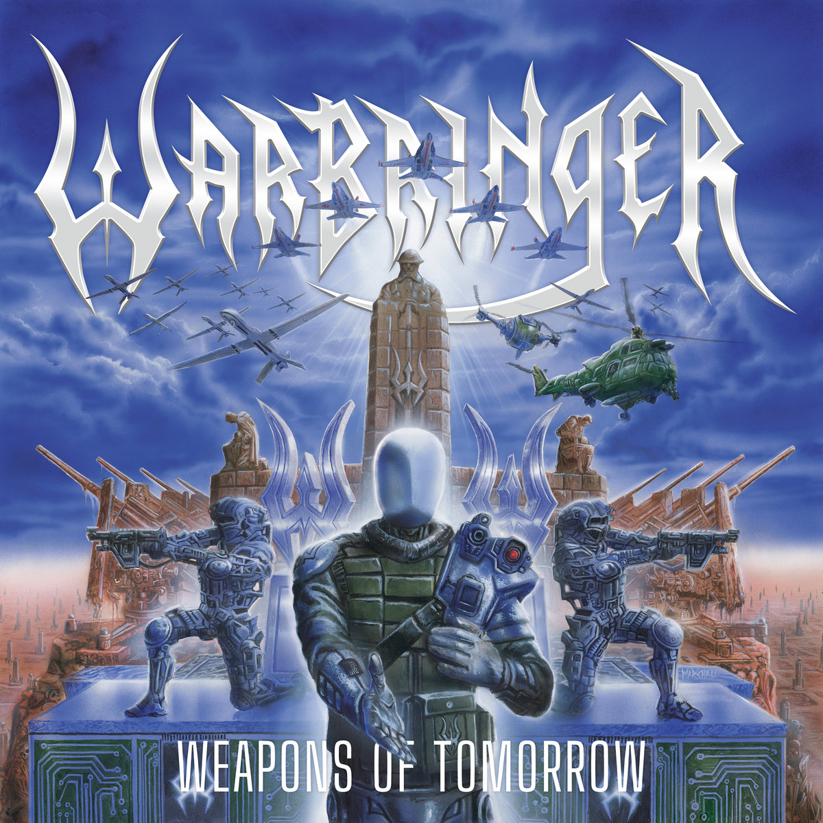 Warbringer🔱Weapons Of Tomorrow | review
