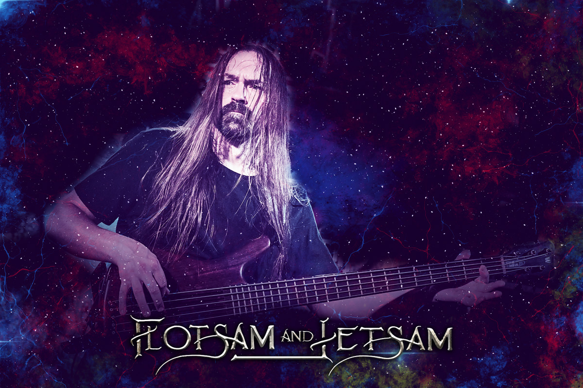 Flotsam And Jetsam Welcome Bill Bodily (Contrarian, ex-Inhumatus, ex-Toxik) As New Bass Player, Upcoming Studio Album Nearly Completed