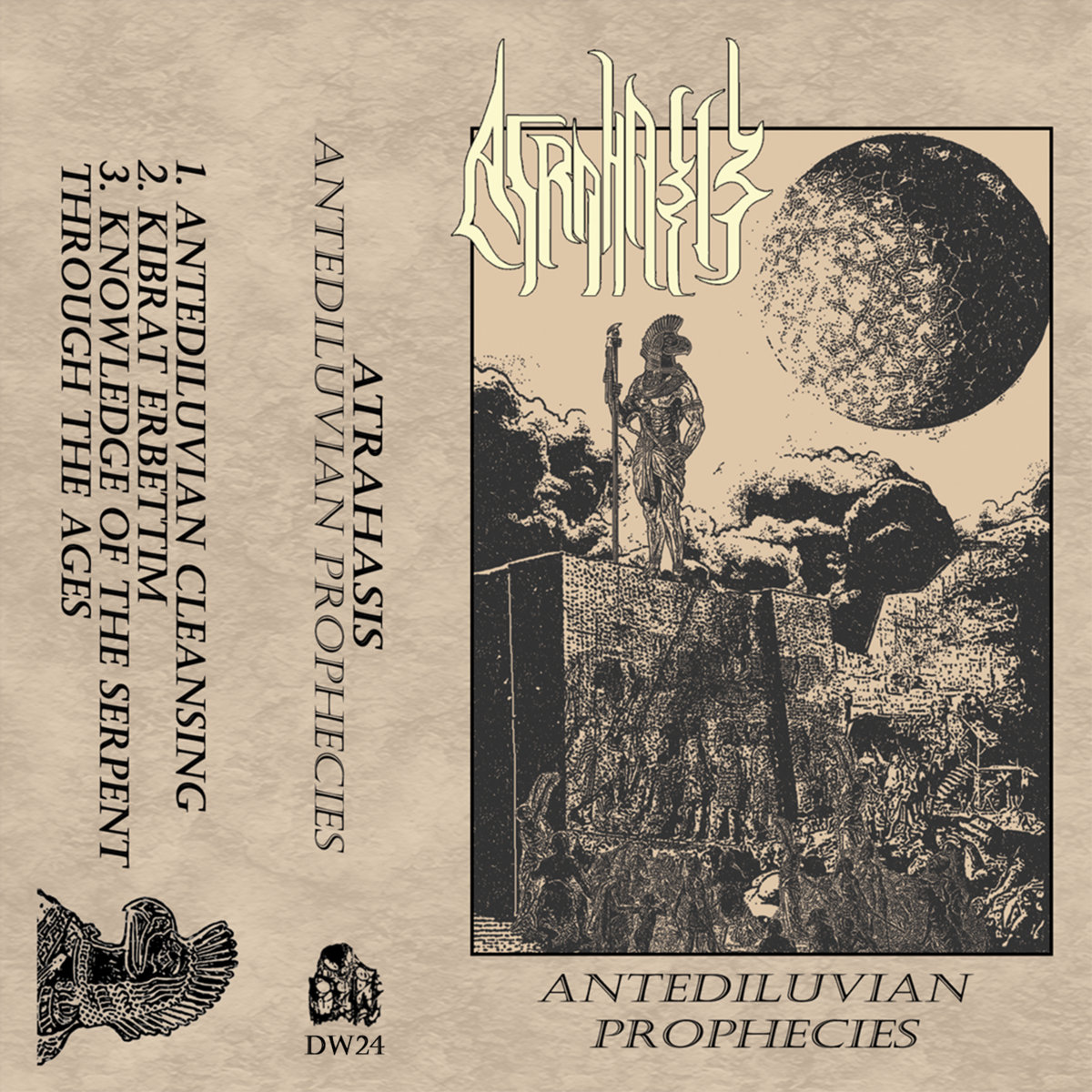 Atrahasis⛧Antediluvian Prophecies Demo | review