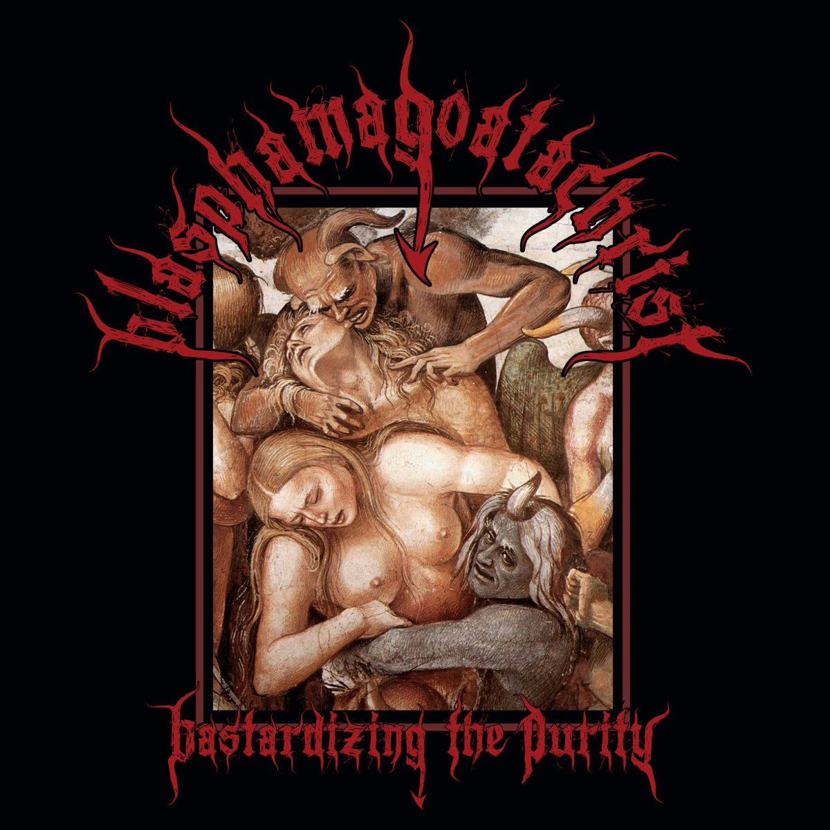 Blasphamagoatachrist⛧Bastardizing The Purity | exposé/review